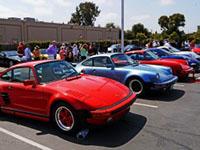 Golden Gate Concours @ Redwood City Porsche